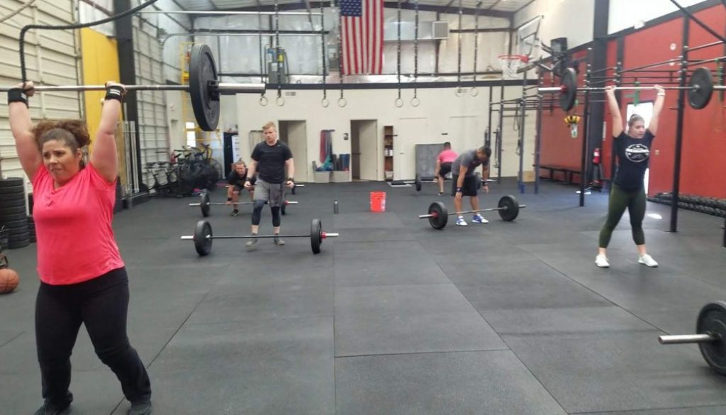 New Mexico's Top Rated Local® Fitness Centers Award Winner: Desert Devil CrossFit