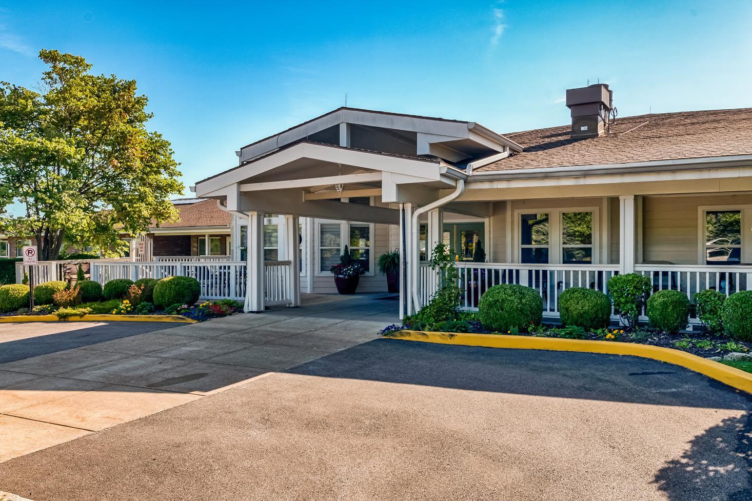 Missouri's Top Rated Local® Senior Living Communities Award Winner: Autumn View Gardens Ellisville