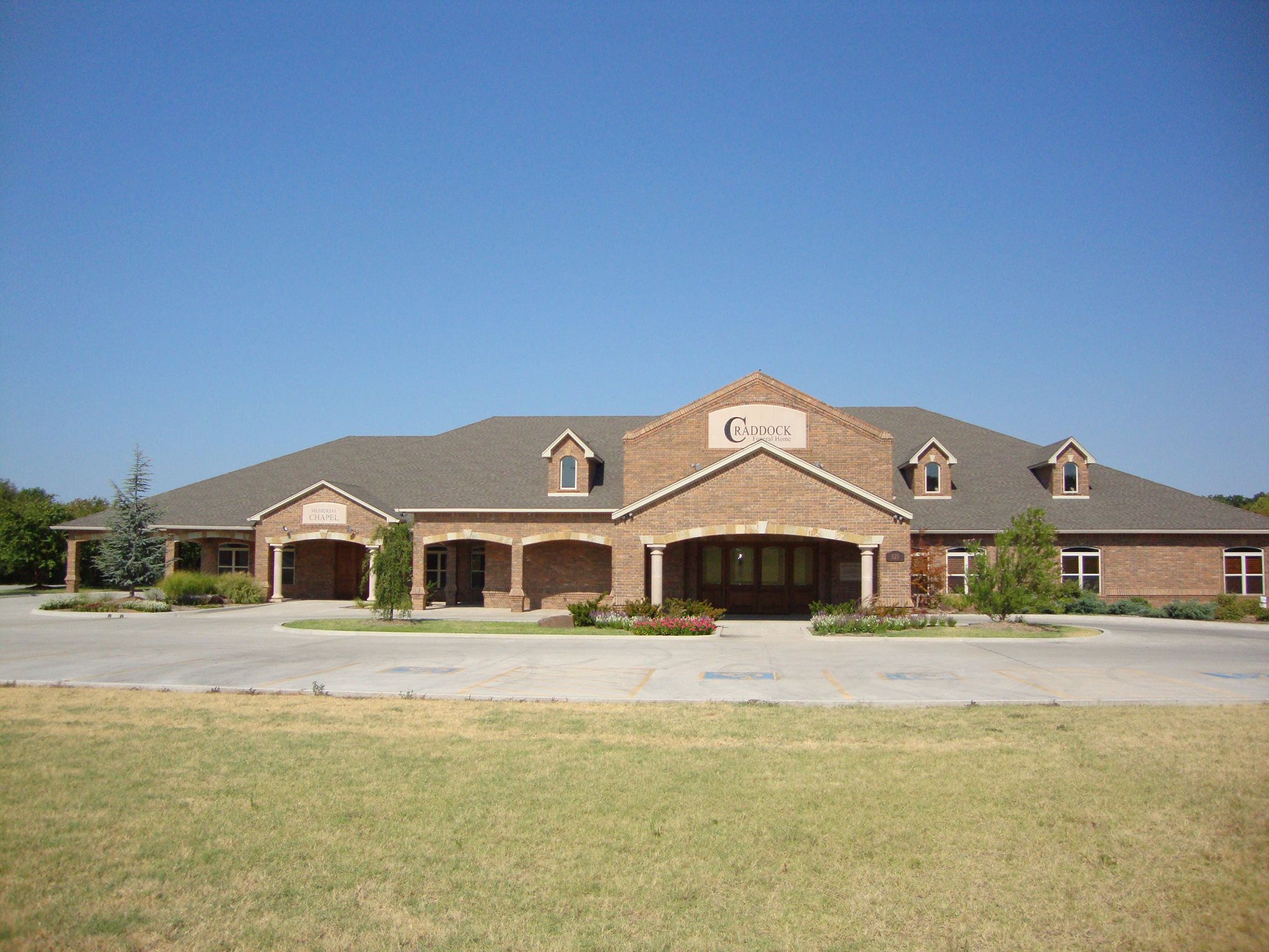 Oklahoma's Top Rated Local® Funeral Homes & Services Award Winner: Craddock Funeral Home