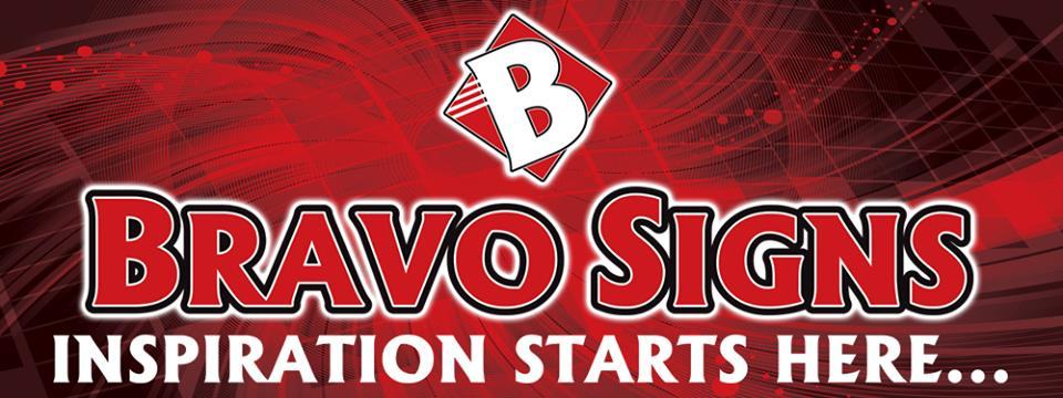 North Carolina's Top Rated Local® Sign Companies Award Winner: Bravo Signs