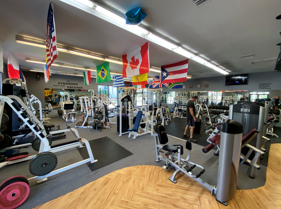 Florida's Top Rated Local® Fitness Centers Award Winner: Clearwater Beach Fitness