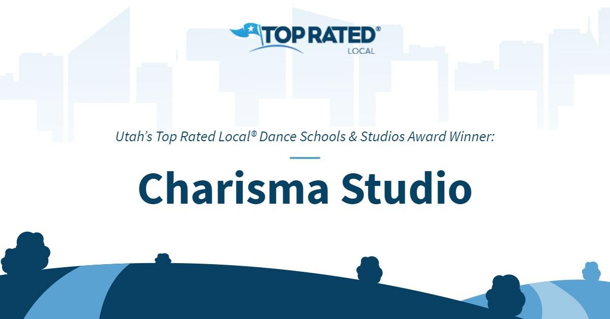 Utah's Top Rated Local® Dance Schools & Studios Award Winner: Charisma Studio