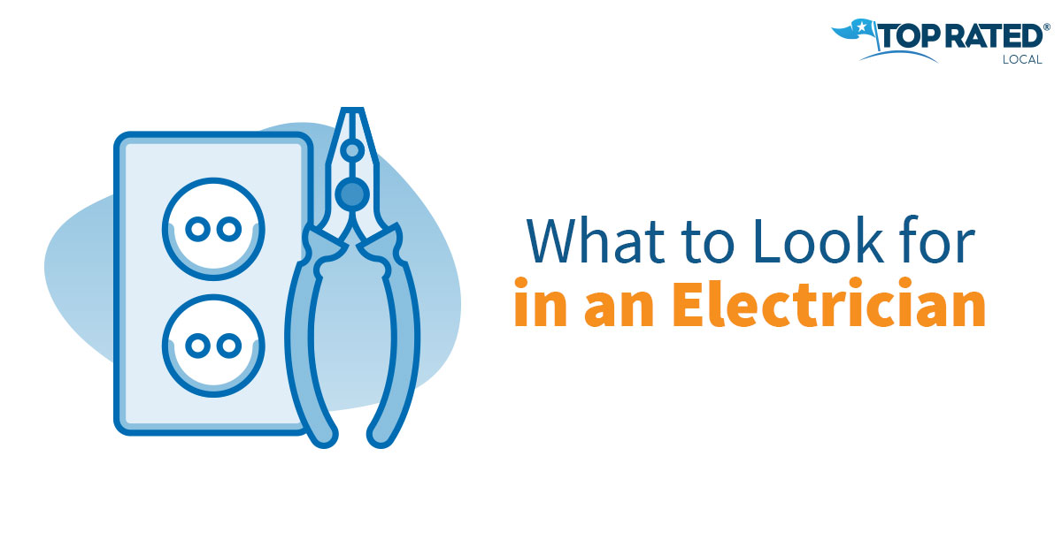 What to Look for in an Electrician