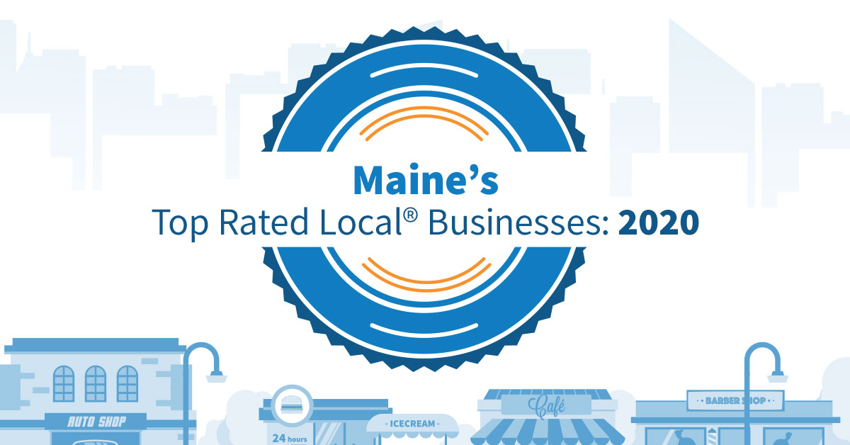 Maine's Top Rated Local® Businesses: 2020
