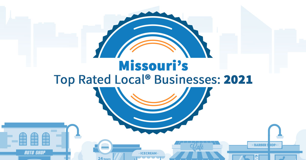 Missouri's Top Rated Local® Businesses: 2021