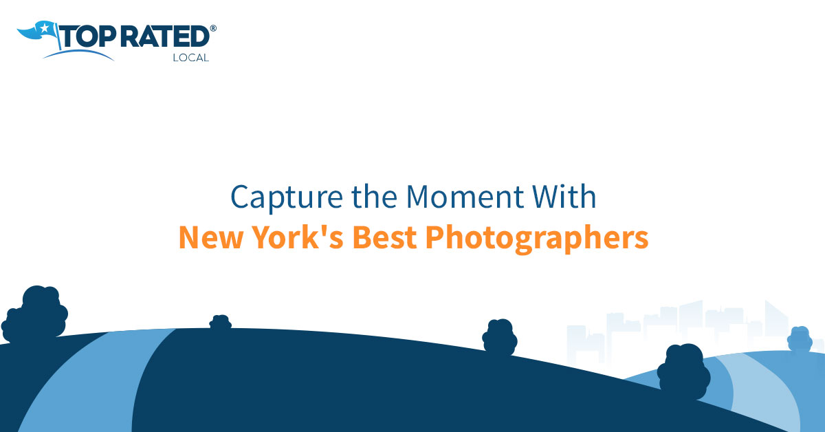 Capture the Moment With New York's Best Photographers