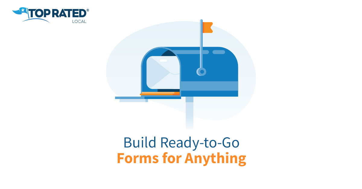 Build Ready-to-Go Forms for Anything