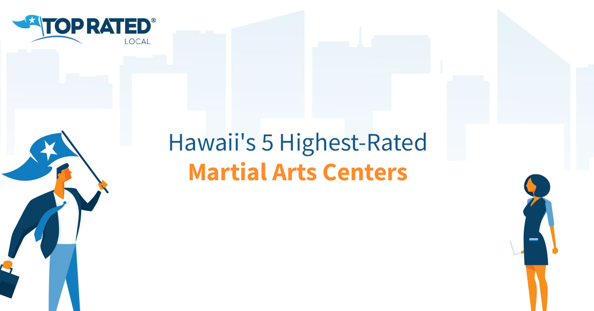 Hawaii's 5 Highest-Rated Martial Arts Centers